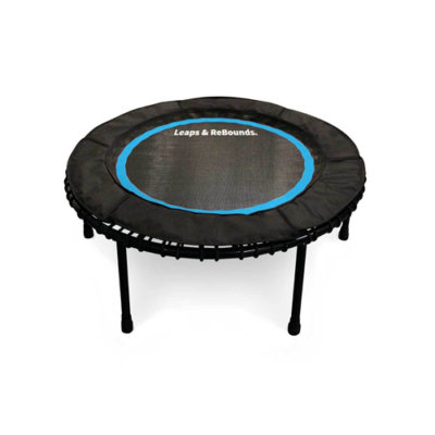 rebounder for healthy living and functional movement